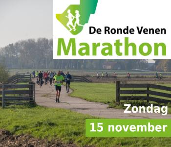 De Ronde Venen Marathon - zondag 15 november 2020