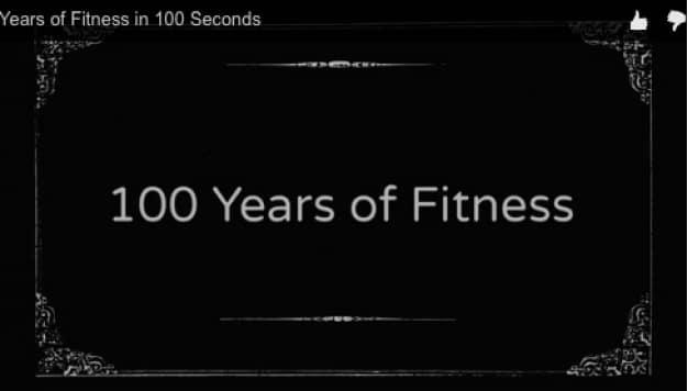 100 jaar fitness. wat doet dat met de sportkleding?