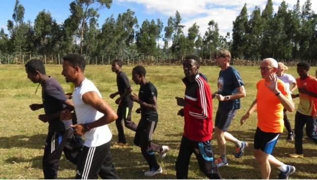 Het Ethiopische hardloopgeheim