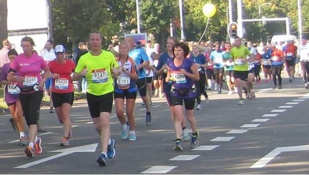 'De artsen zeiden dat ik nooit meer zou kunnen hardlopen'