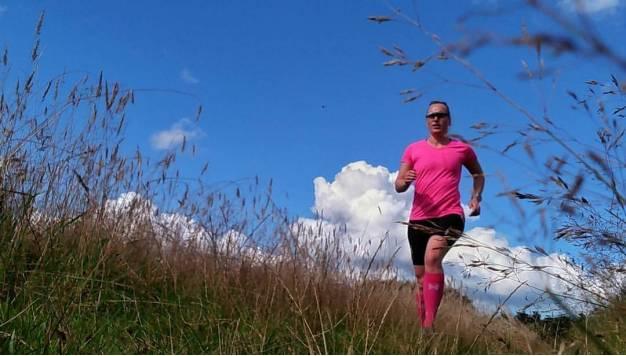 Andrea van Lieshout en de magie van trailrunning