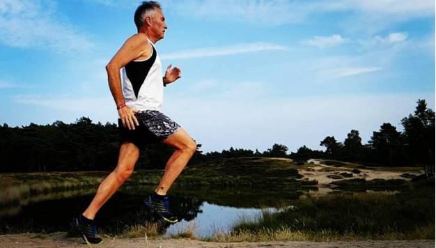 Plak een pleister op je mond: Mindful Running