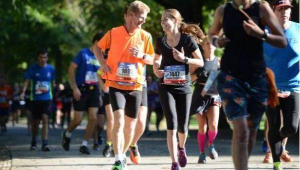 Foto serie Amsterdam Marathon