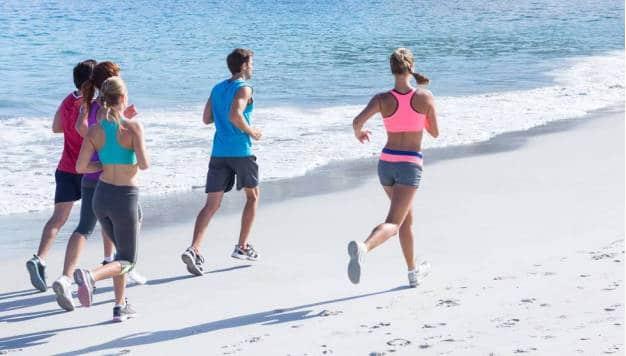 Nu bewezen: hardlopen is besmettelijk