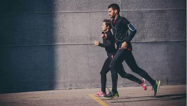 Hardlopen en fietsen met vermogen