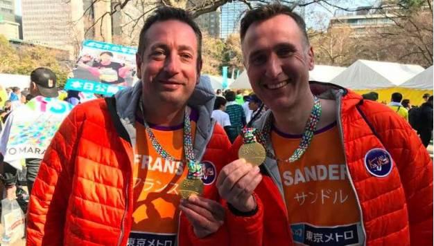 Hardlopende Sander zamelt meer dan 20.000 euro in voor KiKa
