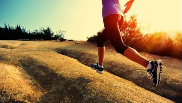 Hoeveel langzamer loop je door heuvels?