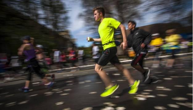 De invloed van het marathondieet