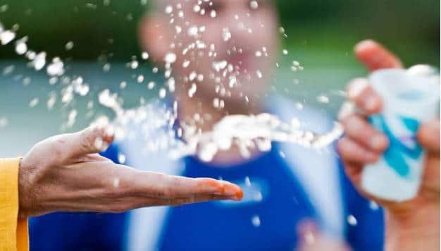 Zondag warm? Wat is dan de invloed op je marathontijd?