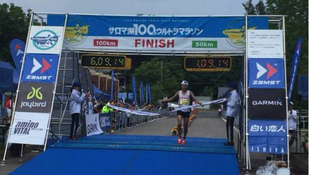 Hardloopvermogensmeters 28: Japanner Nao Kazami verbetert het wereldrecord 100 km