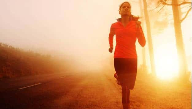 Hoe kun je ontspannen hardlopen als je gestrest bent?