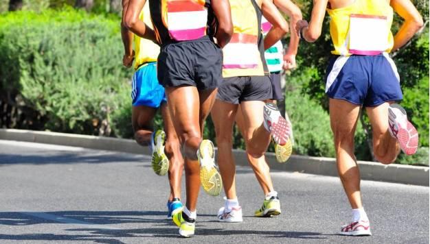Loop je sneller in een groepje?
