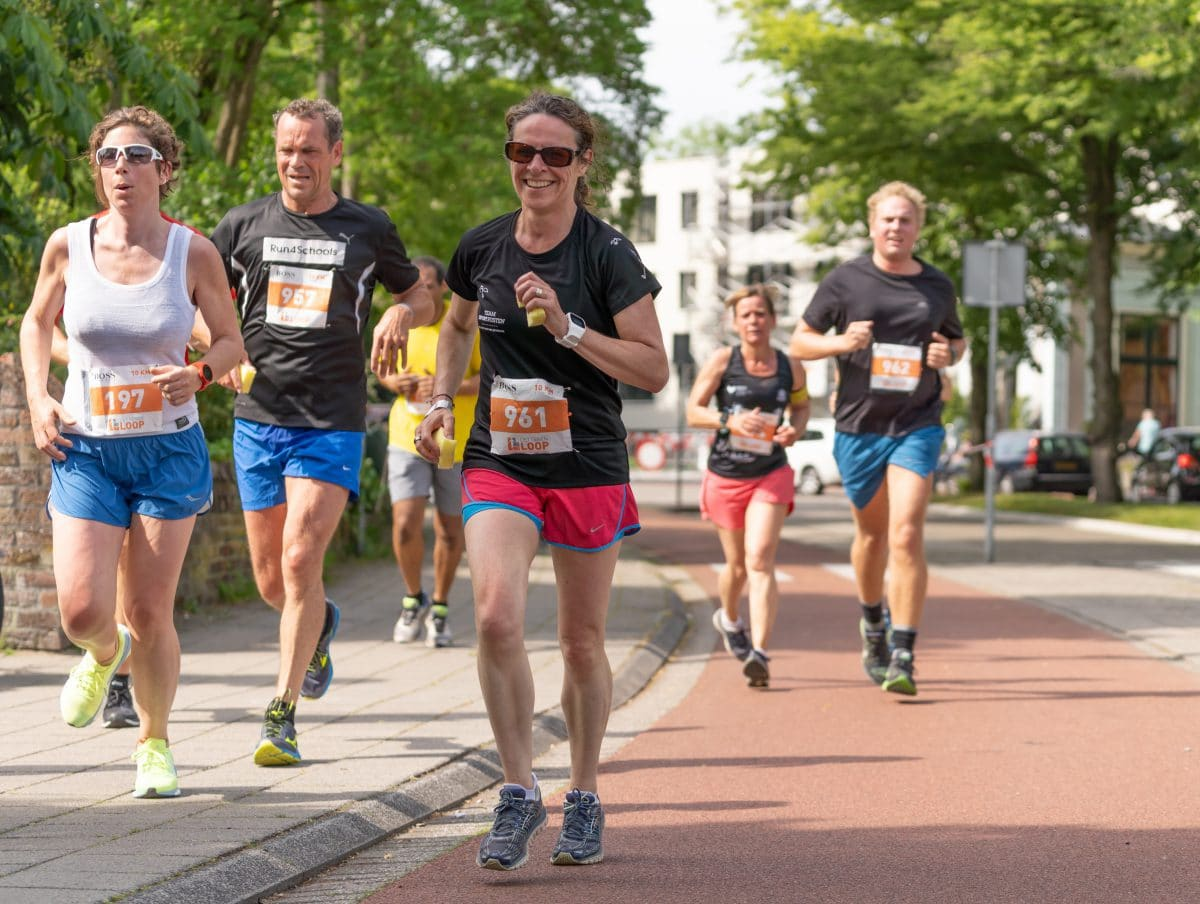 Vul je 10K-PR in en kijk wat je kunt lopen op de (halve) marathon