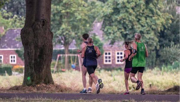 Hardlopen om maar hard te lopen