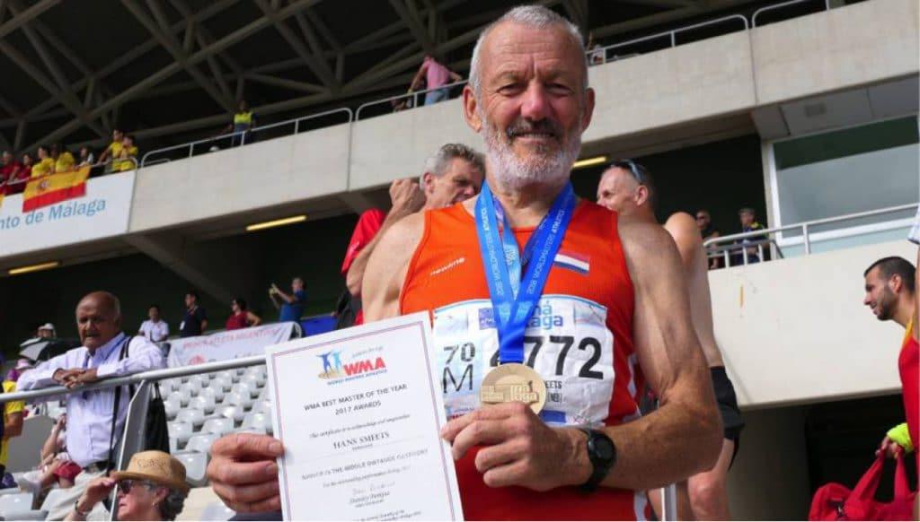 Nederlandse wereldkampioenen bij Masters Athletics Championships