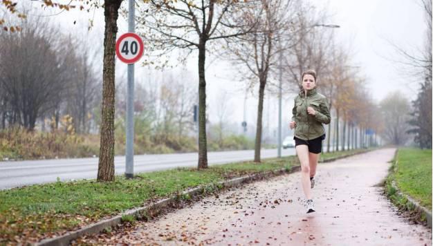 Regen: ga jij wel of niet hardlopen?