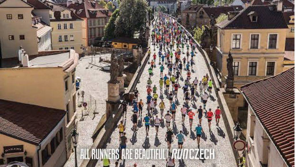 25 jaar Volkswagen Praag Marathon