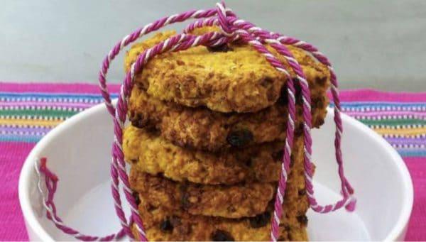 Karen's Kitchen: Lekkere hardlopers koekjes