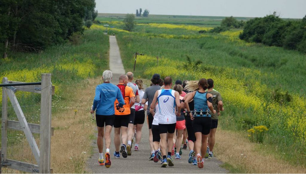 Tips om te blijven hardlopen