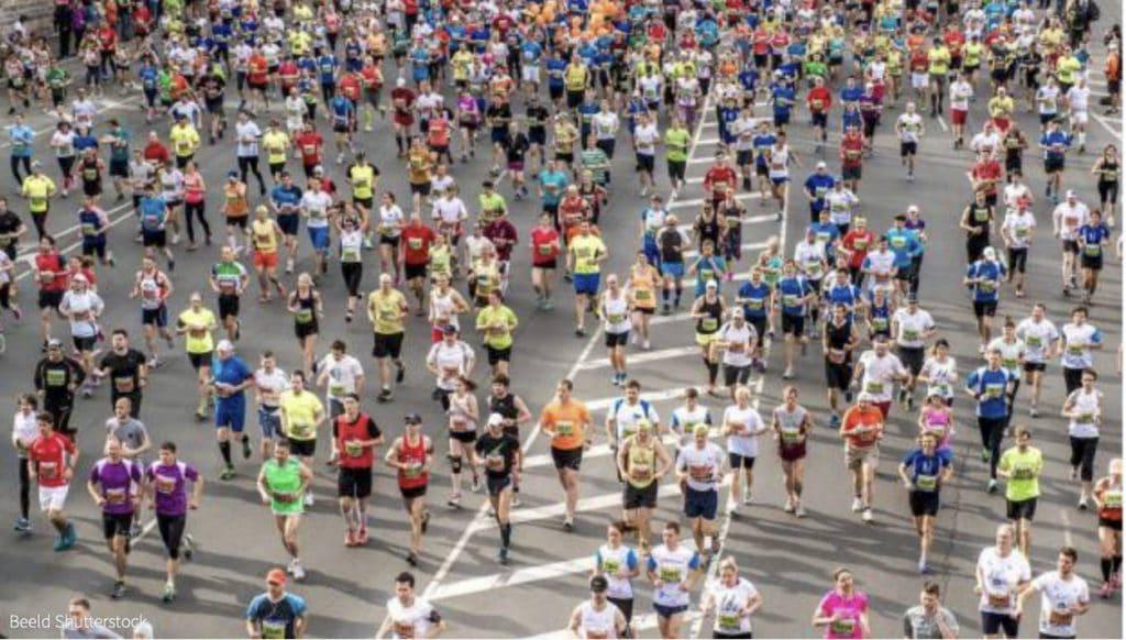 Als beginnende loper een marathon?
