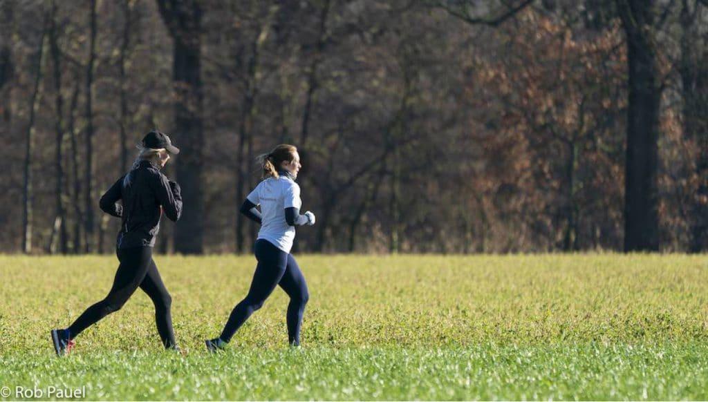 Beter hardlopen heeft niets met tijd te maken