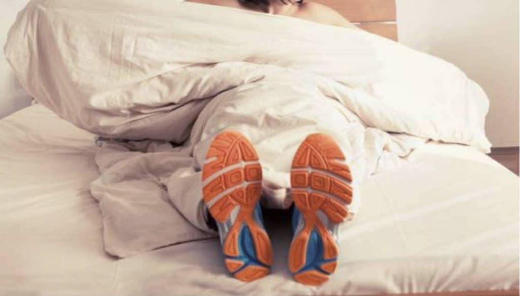 Hard aan het trainen? Vergeet niet goed te slapen!