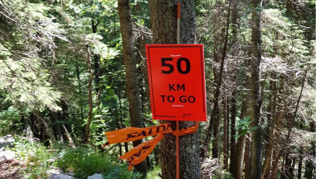 Bonusmiles bij trailrunning