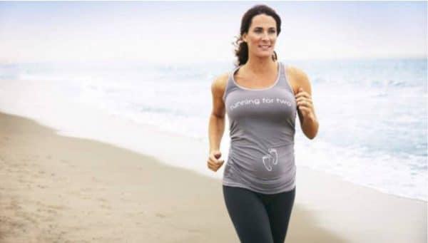 Je kunt gewoon hardlopen tijdens de zwangerschap