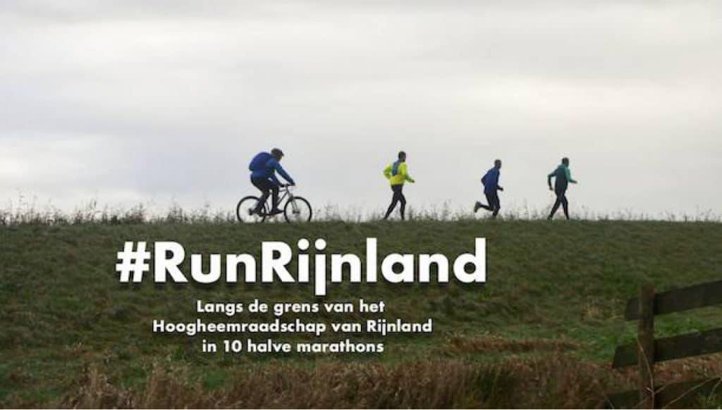 #RunRijnland, een bijzonder hardloopavontuur