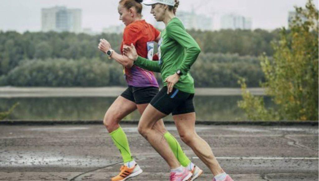De laatste twee weken voor de marathon