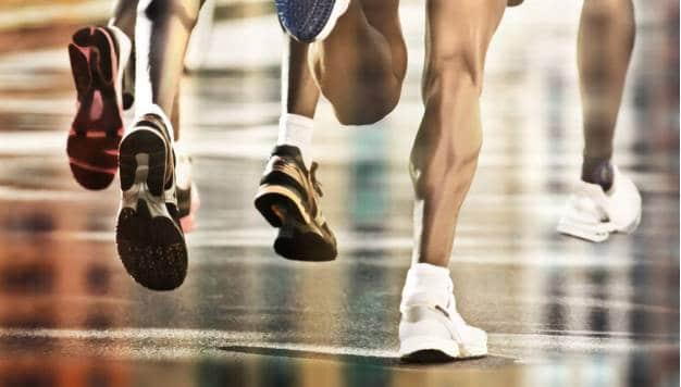 Vermogenszones bij hardlopen