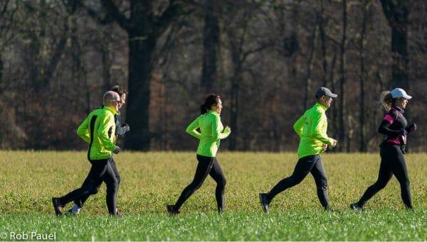 Hardlopen: een sociale bezigheid