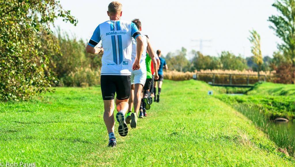 Met welk vermogen loop je je wedstrijd?