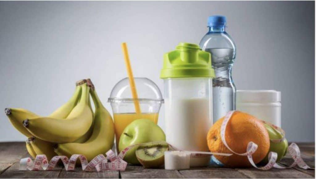 Over lichaamsvet, trainen en eten, deel 3