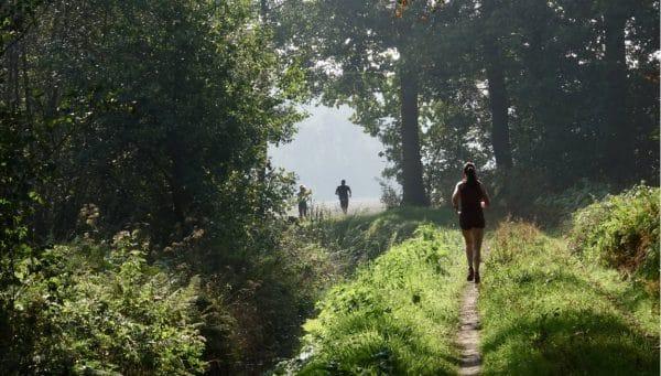 Een gezonde dosis trailrunning