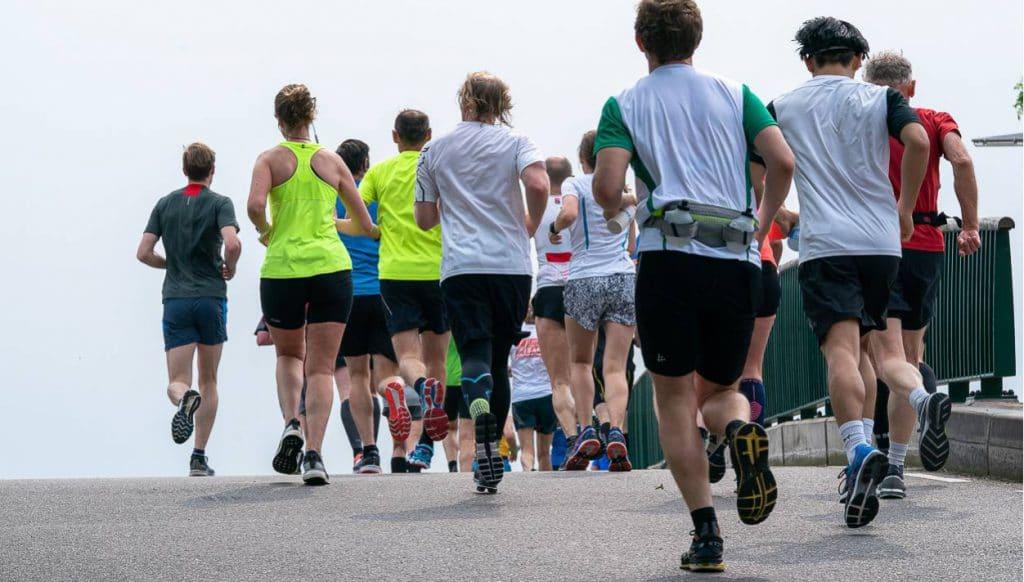 Marathon Leiden een top belevenis!