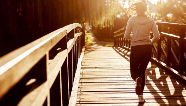 Trainen op een lege maag?