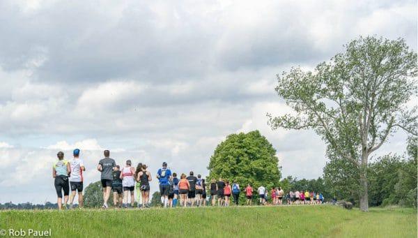 Foto reportage Marathon Amersfoort