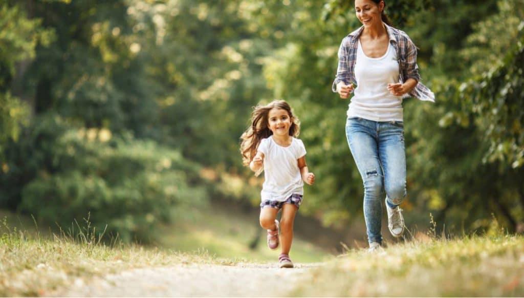 Hardlopen met kinderen: 5 tips