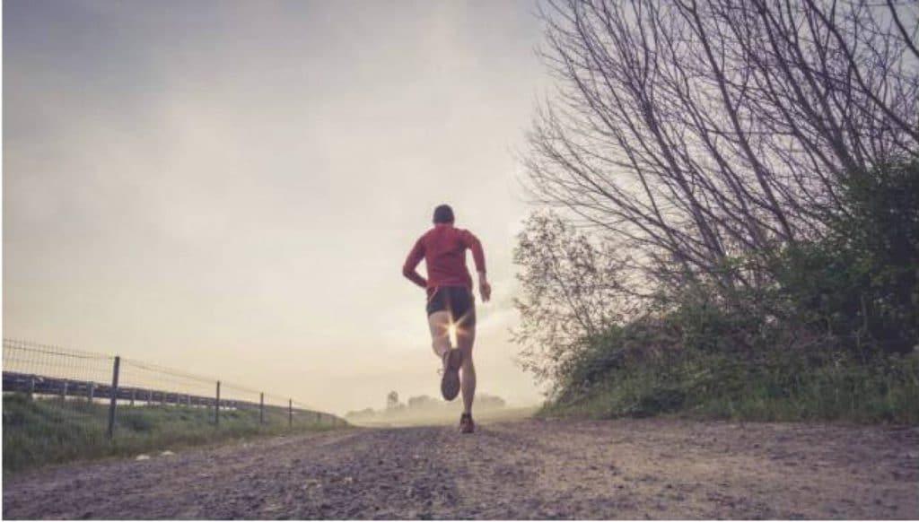 Langzaam lopen: gepolariseerd trainen