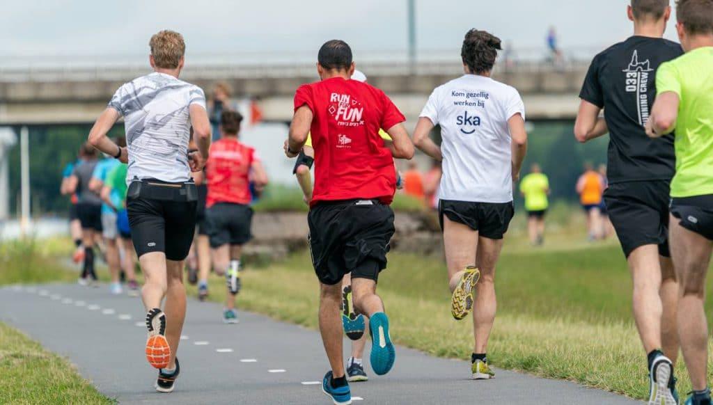 Halve marathon, go for it!