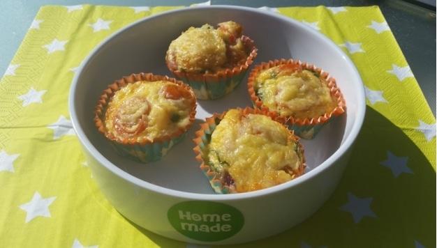 Gezond eten met Karen: Eier-Muffins