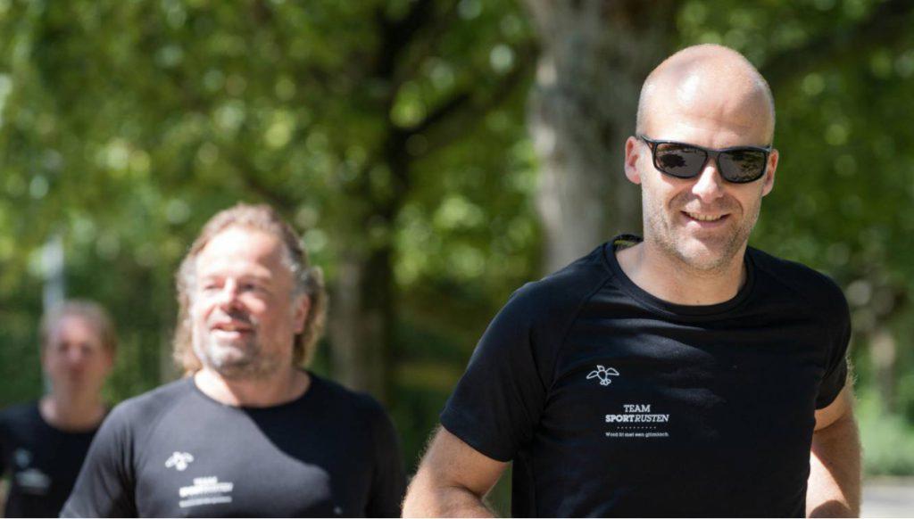 Een marathon lopen, en maar 14 km trainen?
