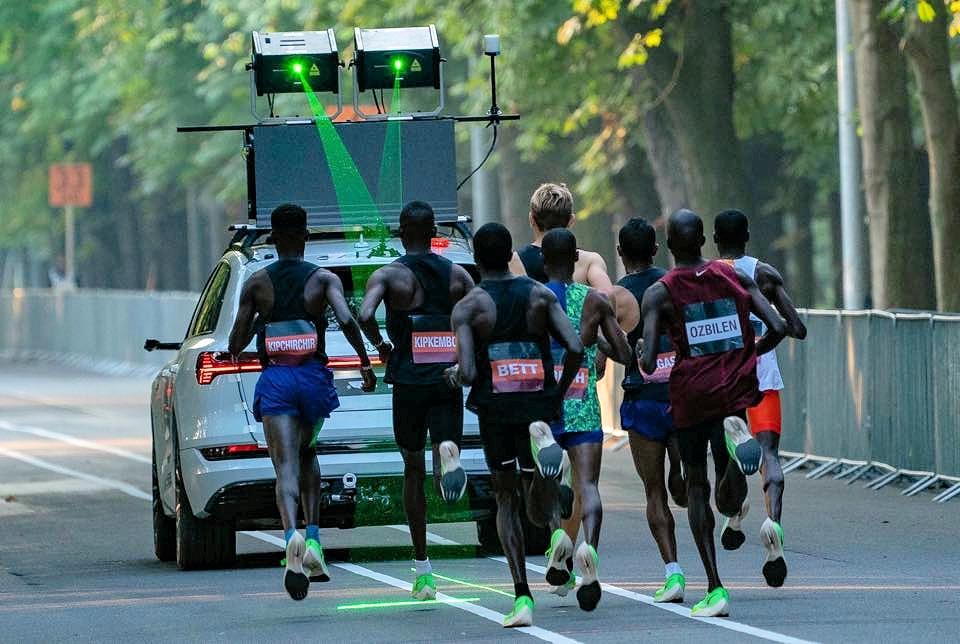 Gaat Eliud Kipchoge de 2 uur barrière op de marathon breken?