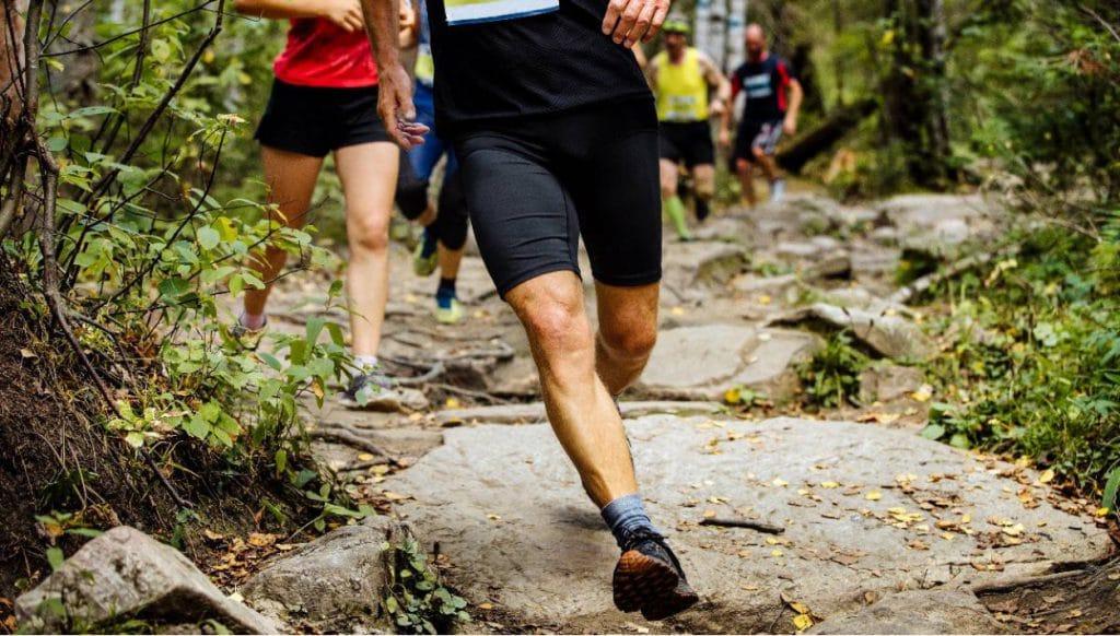 Als je na een aantal jaren wilt stoppen met hardlopen, moet je dan aftrainen?