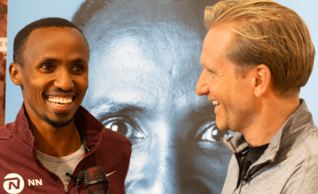 Tien vragen aan Abdi Nageeye