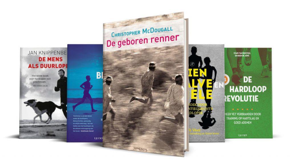 5 boeken die (bijna) iedere loper gelezen heeft