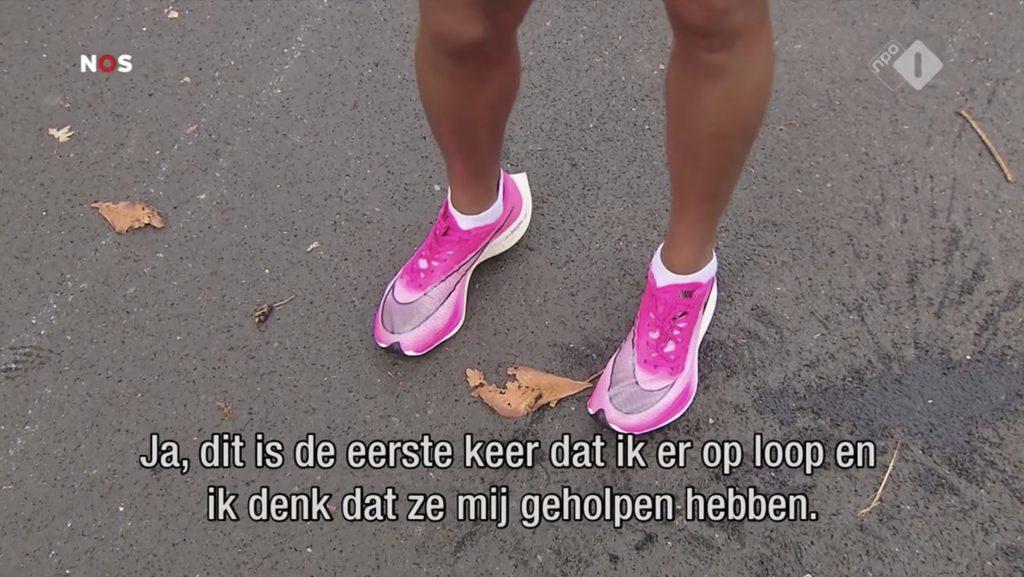 Nike ZoomX Vaporfly Next%, echt een revolutionaire hardloopschoen