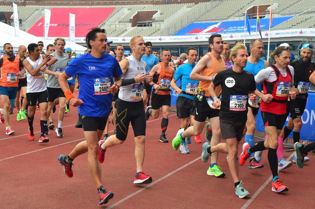 Op welk vermogen kun je een marathon lopen?