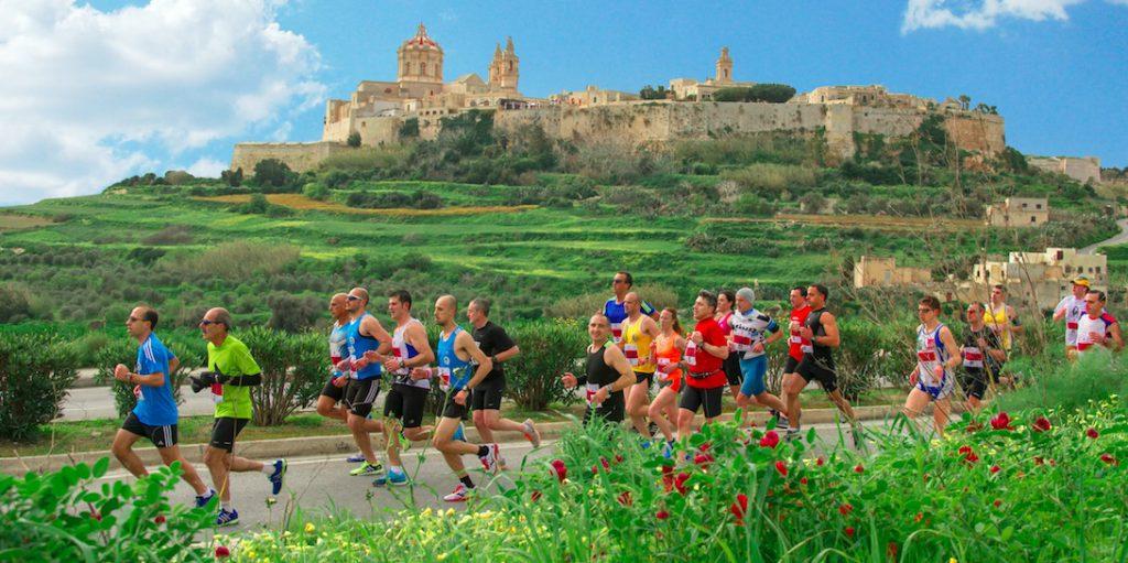 Malta Marathon: meer buitenlanders dan Maltezen